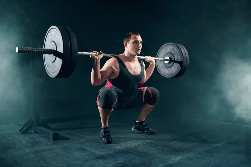 weightlifters benefit chiropractic care